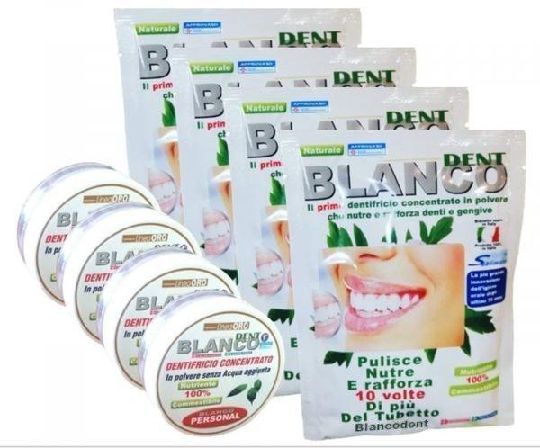 4 Kit Blancodent
