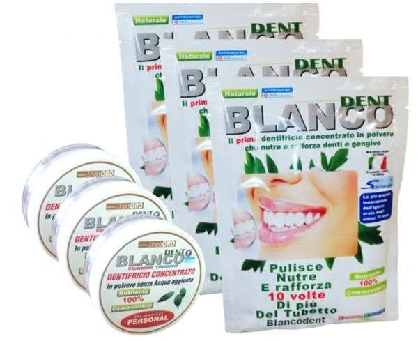 3 Kit Blancodent